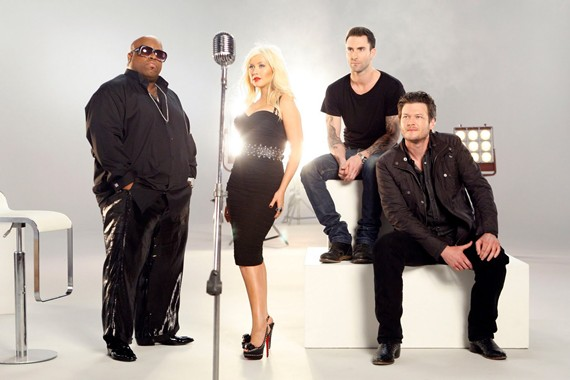 the voice nbc contestants. I just watched the first 3