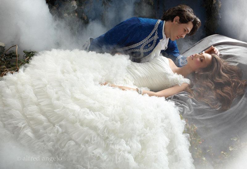 Alfred Angelo Disney Princess Wedding Dress Collection   iamvii